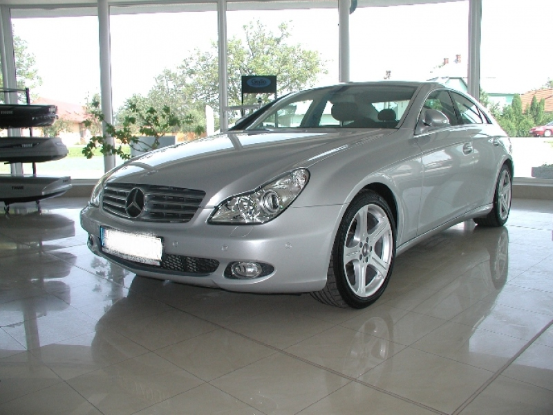 img Mercedes-Benz CLS